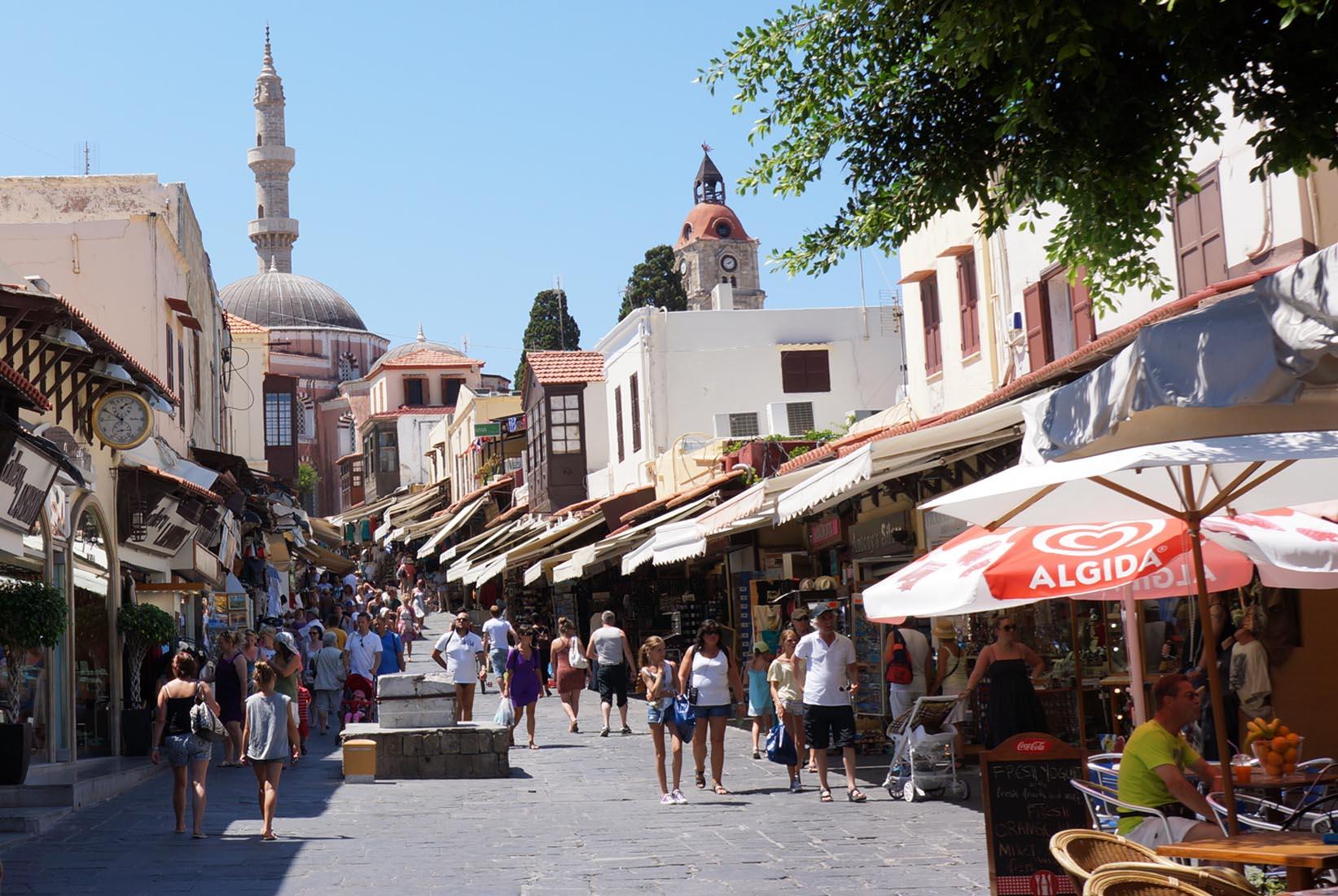 Medieval Inn - Old Town Rhodes